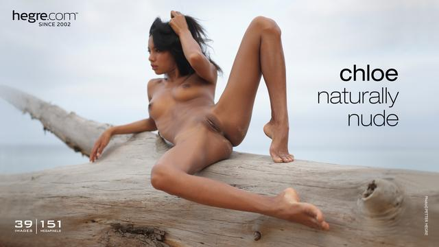 [Hegre-Art] Chloe - Naturally Nude