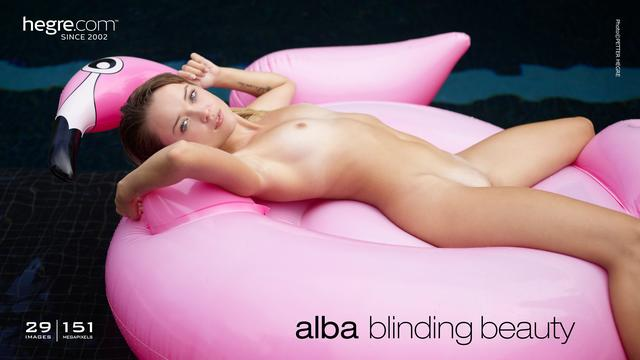 [Hegre-Art] Alba - Blinding Beauty